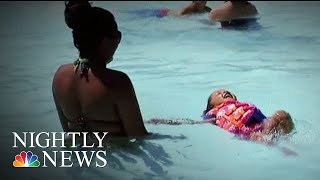 More Children Are Drowning In Open Water Than Pools, Study Shows | NBC Nightly News - NBCNEWS