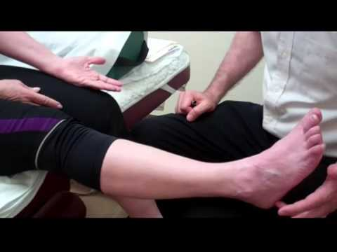 Acupuncture Treatment for Heel Pain