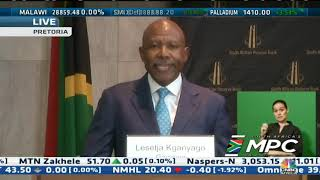 SA Reserve Bank keeps repo rate unchanged at 6.75 %( Full Speech) - ABNDIGITAL