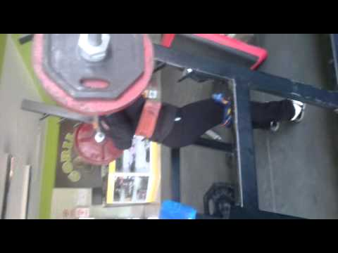 POWERLIFTING PERU - NORMA MELO GUZMAN 105 KG SQUAT RAW