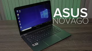 Asus NovaGo laptop uses same chip as last year's Galaxy S8 - CNETTV