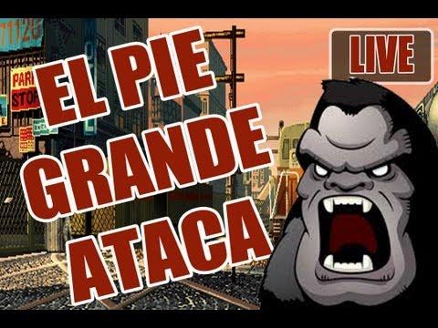 KOF 98 PIE GRANDE NOS ATACA LIVE PARTE 1