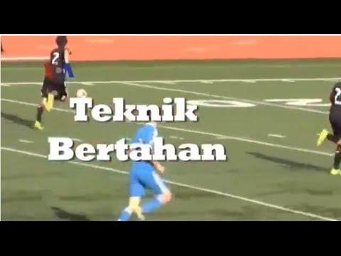 Teknik Bertahan dalam Sepakbola - Belajar Bola, Mantap!