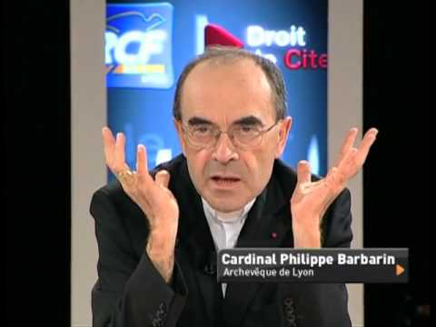 Mariage homosexuel  Inceste, Polygamie, le cardinal Barbarin cre la polmique !
