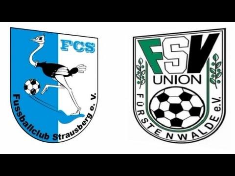 01.03.2015 FC Strausberg vs. FSV Union Fürstenwalde 3:1
