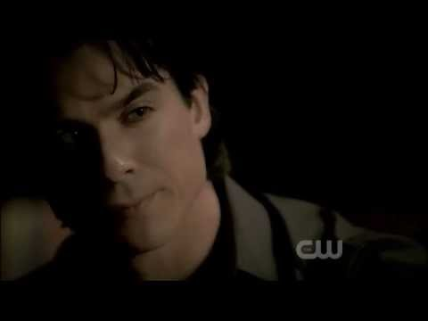 "3x05 Damon & Elena ""I promise you. I will NEVER leave you again."" last scene Vampire Diaries"