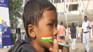 19 Nov, 2017 - Cricket: Fans hope bowler's bring India back in the game against Sri Lanka - ANIINDIAFILE