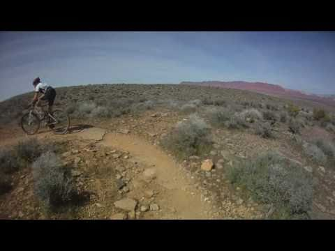 2 of 2 - 2011 ICup Red Rock Desert Rampage XC Mountain Bike Race