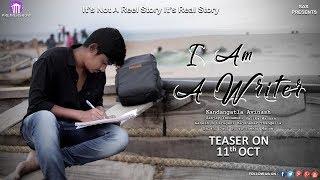 I Am A Writer - New Telugu Short Film Trailer 2019 - YOUTUBE
