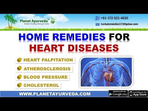 Top Home Remedies for Heart Problems (Cardiovascular Diseases)