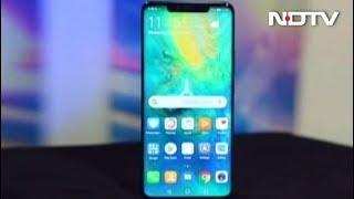 सेलगुरु: 'मेट 20 प्रो' के साथ Huawei की प्रीमियम सेगमेंट में धमाकेदार एंट्री - NDTVINDIA