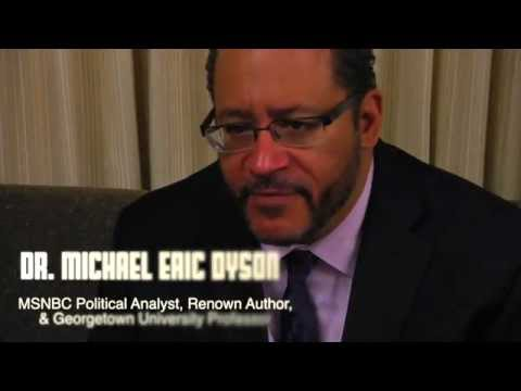 "MVOF: Dr. Michael Eric Dyson on ""Why should youth vote?"""