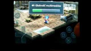 Android FPse Harvest Moon back to nature gameplay GALAXY ACE