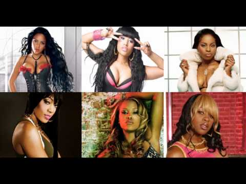 Lil Kim vs Nicki Minaj vs Foxy Brown vs Trina vs Eve vs Remy Ma Who killed it
