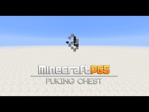 Puking Chest - Minecraft - Redstone Update