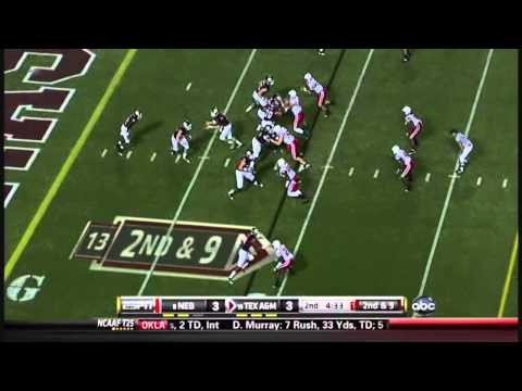 Cameron Meredith vs Texas A&M 2010