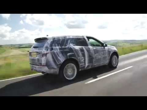 Land Rover Discovery Sport MY 2015, primo video teaser
