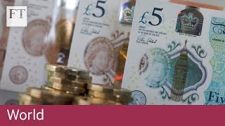 UK inflation of 3.1% breaches BoE target | World - FINANCIALTIMESVIDEOS