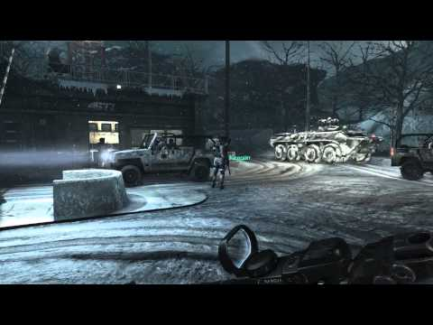 Call of Duty: Ghosts - Clockwork: Use Lynx &Take Out Guards, Steal Uniform, Infiltrate Base Sequence