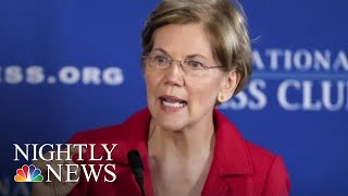 Elizabeth Warren Releases DNA Results Indicating She Has Native American Heritage | NBC Nightly News - NBCNEWS