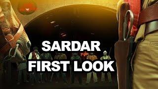 Pawan Kalyan's Sardaar Movie First Look