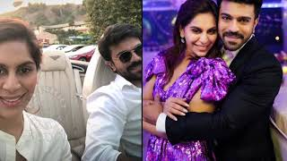 Upasana Surprise Gift To Ram Charan On Valentine's Day - RAJSHRITELUGU