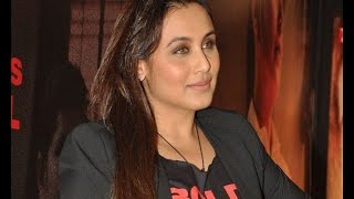 INTERVIEW : Rani angry with A certificate for Mardaani - BOLLYWOODCOUNTRY
