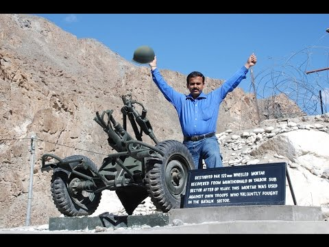 Kargil war1  Shiva Prasad T R documentary on Kargil war during its 10th Anniversary for TV9  EPISODE