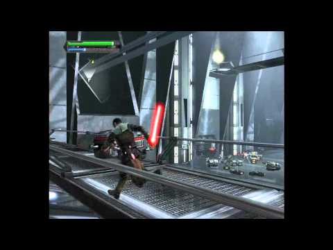 Star Wars The Force Unleashed Walkthrough Part 2