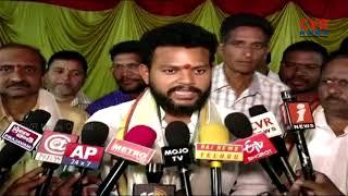 Arasavalli Suryanarayana Swamy Teppotsavam | TDP MP Rammohan Naidu | CVR News - CVRNEWSOFFICIAL