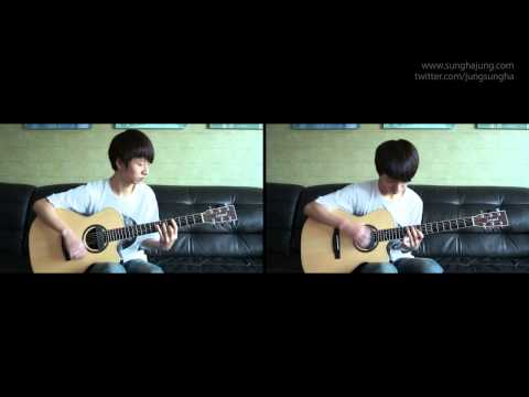(Sungha Jung) On a Brisk Day - Sungha Jung