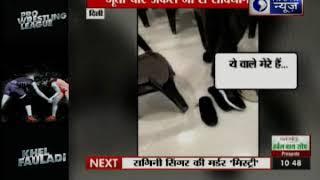 दिल्ली: जूता चोर को लोगों ने रंगे हाथ पकड़ा, जनकपुरी के गुरुद्वारे की घटना - ITVNEWSINDIA