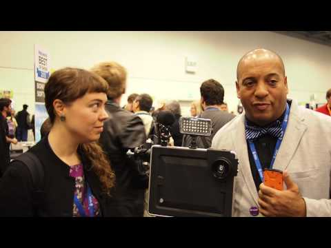 The PadCaster - Macworld 2013