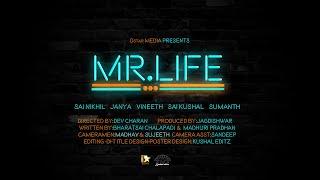 MR LIFE Telugu Short Film II Dstar Media II Latest Telugu Short Film - YOUTUBE