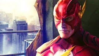 A Hist?ria do Flash (Traje New 52): Injustice Gods Among Us (gameplay + final) Xbox 360 / PS3