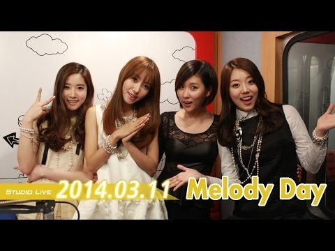 [Super K-Pop]  멜로디데이 (Melody Day) -  어떤 안녕 (Another Parting), Cannonball