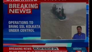 Major rescue operations in progress of Sunderbans to check uncontrollable drifting - NEWSXLIVE
