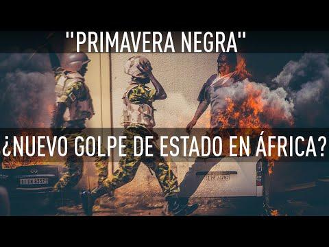 """""""Primavera negra"""": ¿nuevo golpe de Estado en África?"""