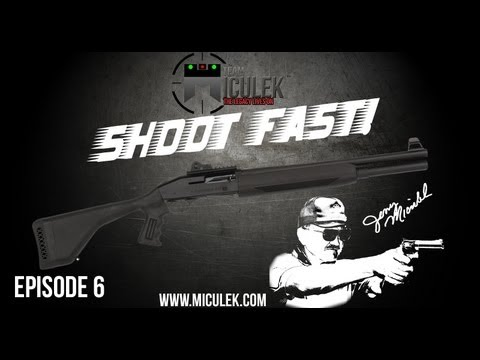 Mossberg 930 review & speed shooting with fastest shooter ever, Jerry Miculek (Shoot Fast!)