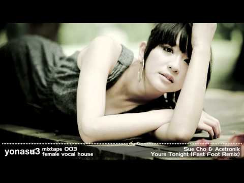 female vocal house - yonasu3 mixtape 003