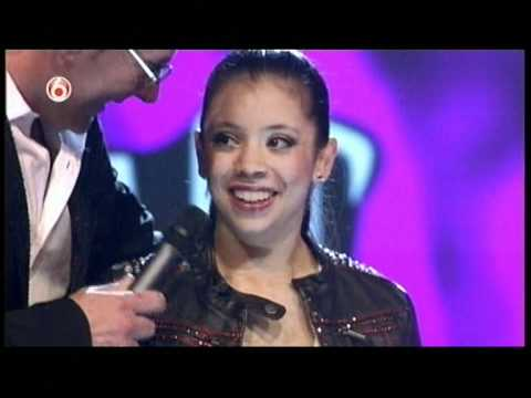 Jennifer - Move Like Michael Jackson halve finale
