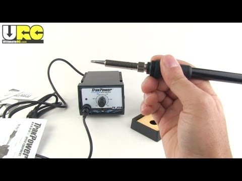 Trakpower TK-950 soldering station unboxing & first use