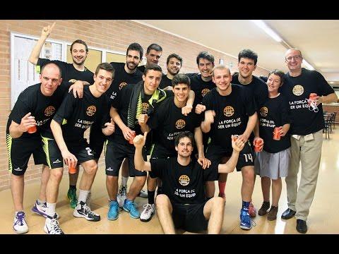 Ascens Bàsquet Molins de Rei a Copa Catalunya