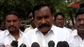 MLA Jayaramulu slams YCP MLC Govind Reddy | CVR News - CVRNEWSOFFICIAL