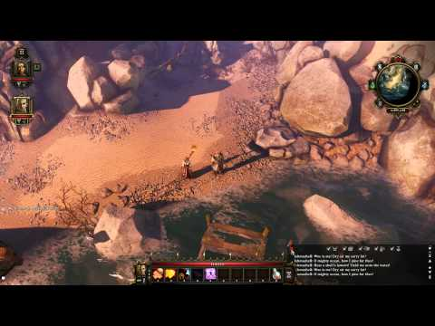 Divinity  Original Sin Intro plus Gameplay