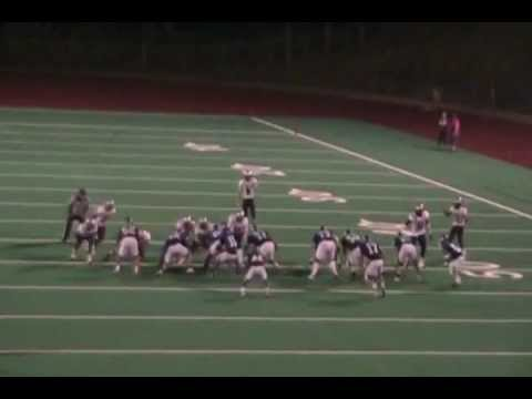 Houston Dillard Football Highlights 2011