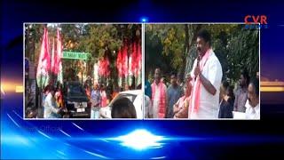 TRS Candidate Talasani Srinivas Yadav Election Campaign In Padmarao Nagar | CVR News - CVRNEWSOFFICIAL