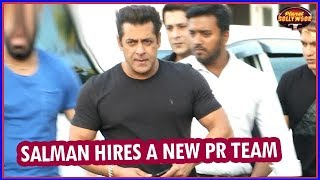 Salman Khan Hires A New PR Team & Formulates New Strategies For His Popularity | Bollywood News - ZOOMDEKHO