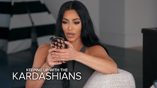 """Kim K. Reacts to Being Blocked by Tristan on IG: """"It's on"""" 
