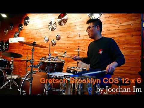 GRETSCH BROOKLYN COS 12X6